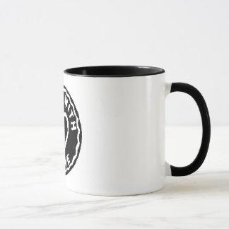 Coffee Made with love breakfast mug
