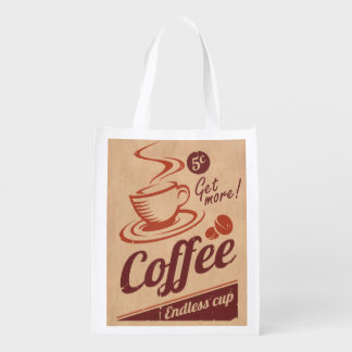 Coffee Market Totes