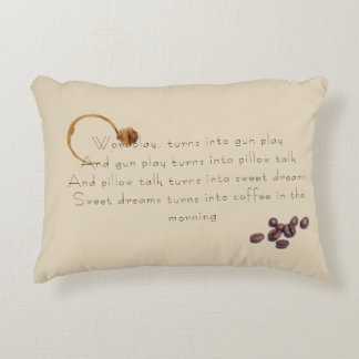 Coffee Miguel Day & Night Accent Pillow