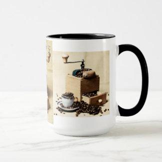 Coffee Mill - Kaffeemühle Mug