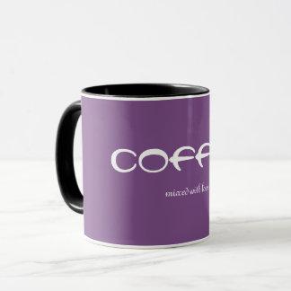Coffee mixed with love... mug
