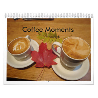 Coffee Moments Calendar