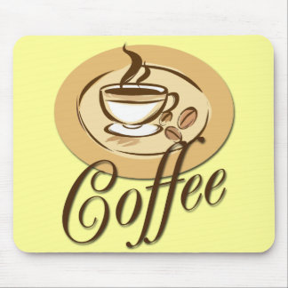 COFFEE MOUSE PAD