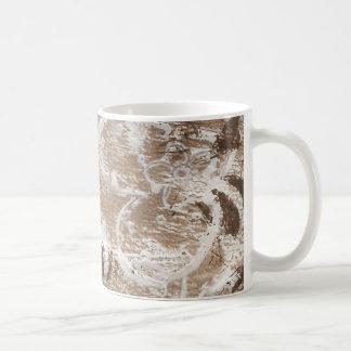 """coffee mug 11oz."" trendy artistic styling"