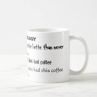 Coffee mug. 325 ml coffee mug