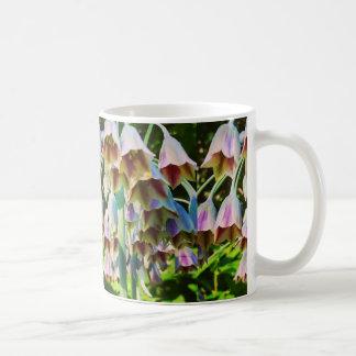 Coffee Mug -  Allium Flowers