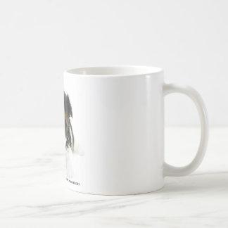 Coffee Mug - Biewer Terrier Puppy