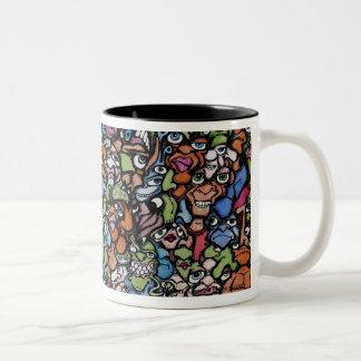 """Coffee Mug """"Blue Fools Paradise"""""""