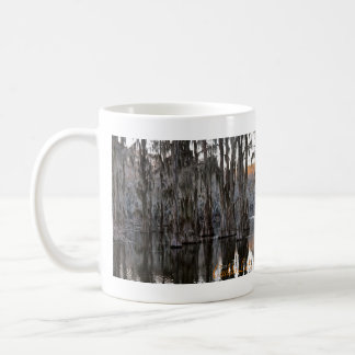 Coffee Mug - Caddo Lake sunset002