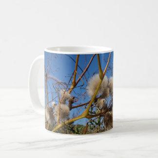 Coffee Mug (Cotton Weed )
