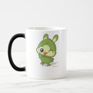 Coffee mug cute bird funny anime cartoon character