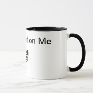 Coffee Mug 'Don't Tread on Me