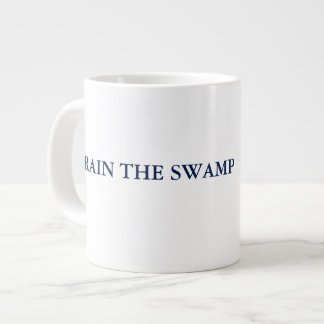 Coffee Mug Drain The Swamp