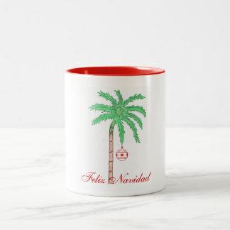 Coffee Mug Feliz Navidad