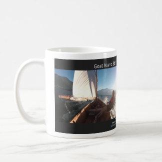 Coffee Mug for 2018 Goat Island Skiff Calendar