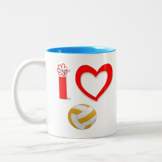 Coffee mug for sports lovers