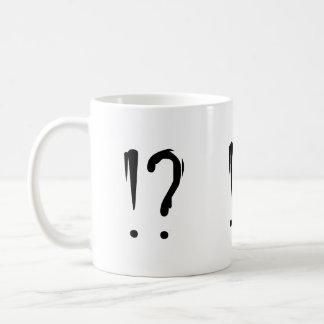 Coffee Mug - Interobang