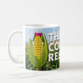 Coffee Mug (Left Handle), The Cornfield Resistance