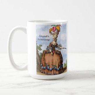 Coffee Mug - Living Well Is The Best Revenge