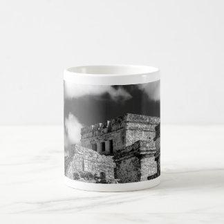 Coffee Mug - Mayan Ruins - Tulum, Mexico