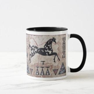 Coffee Mug--Native American Art Mug