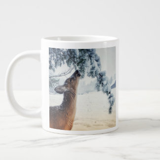 Coffee Mug - Snow Deer