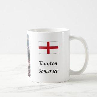 Coffee Mug, Taunton, Somerset Coffee Mug