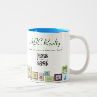Coffee Mug Template ABC Realty
