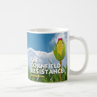 Coffee Mug - The Cornfield Resistance