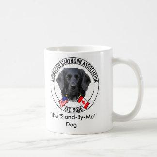 Coffee Mug with ASA logo