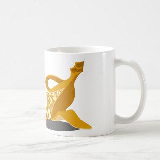 Coffee Mug with Banana Typo