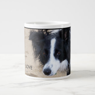 Coffee Mug with Border Collie