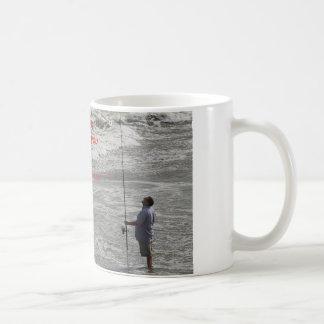coffee mug with come follow me...