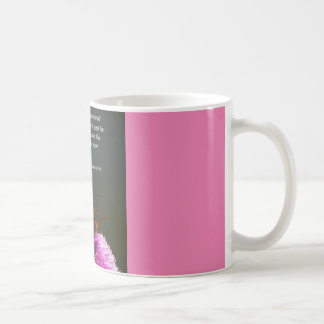 coffee mug with...delight yourself in the Lord