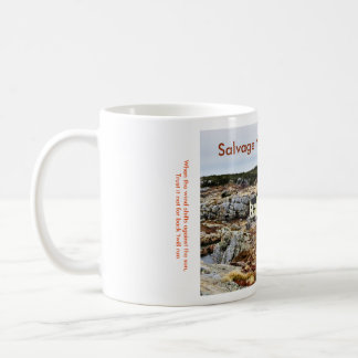 Coffee Mug With Newfoundland Sayings