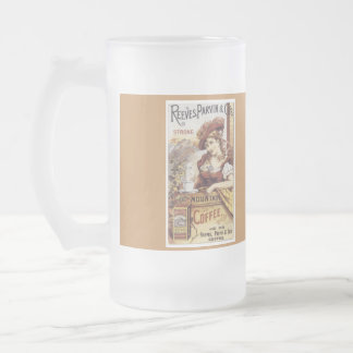 Coffee Mug with Vintage Design
