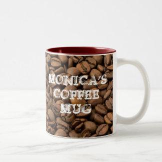 Coffee Mug with your name on it