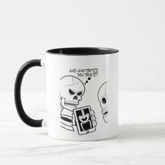 Coffee mugs...  Who text you this... Mug
