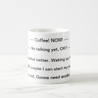 Coffee. NOW! Coffee Mug