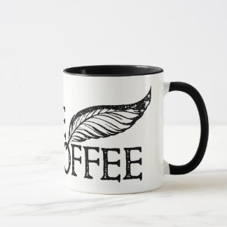Coffee or not Coffee Shakespeare Stamp Mug