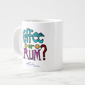 Coffee or RUM? Mug