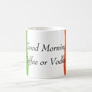 Coffee or Vodka Coffee Mug