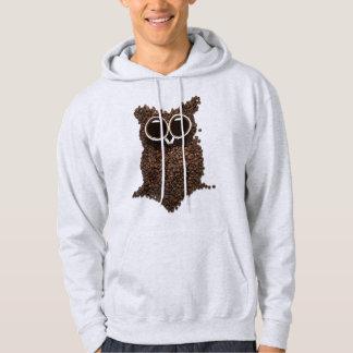 Coffee Owl Hoodie
