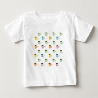 Coffee Pattern Baby T-Shirt