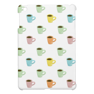 Coffee Pattern Case For The iPad Mini