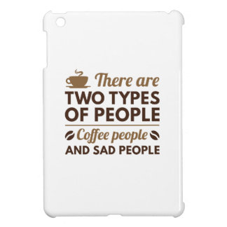 Coffee People Case For The iPad Mini