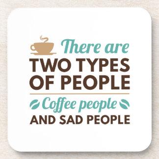 Coffee People Coaster