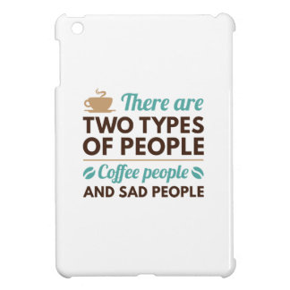 Coffee People iPad Mini Cases