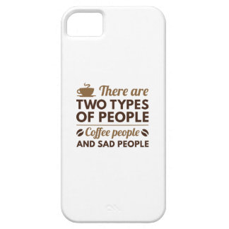 Coffee People iPhone 5 Cover