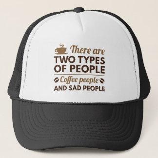 Coffee People Trucker Hat